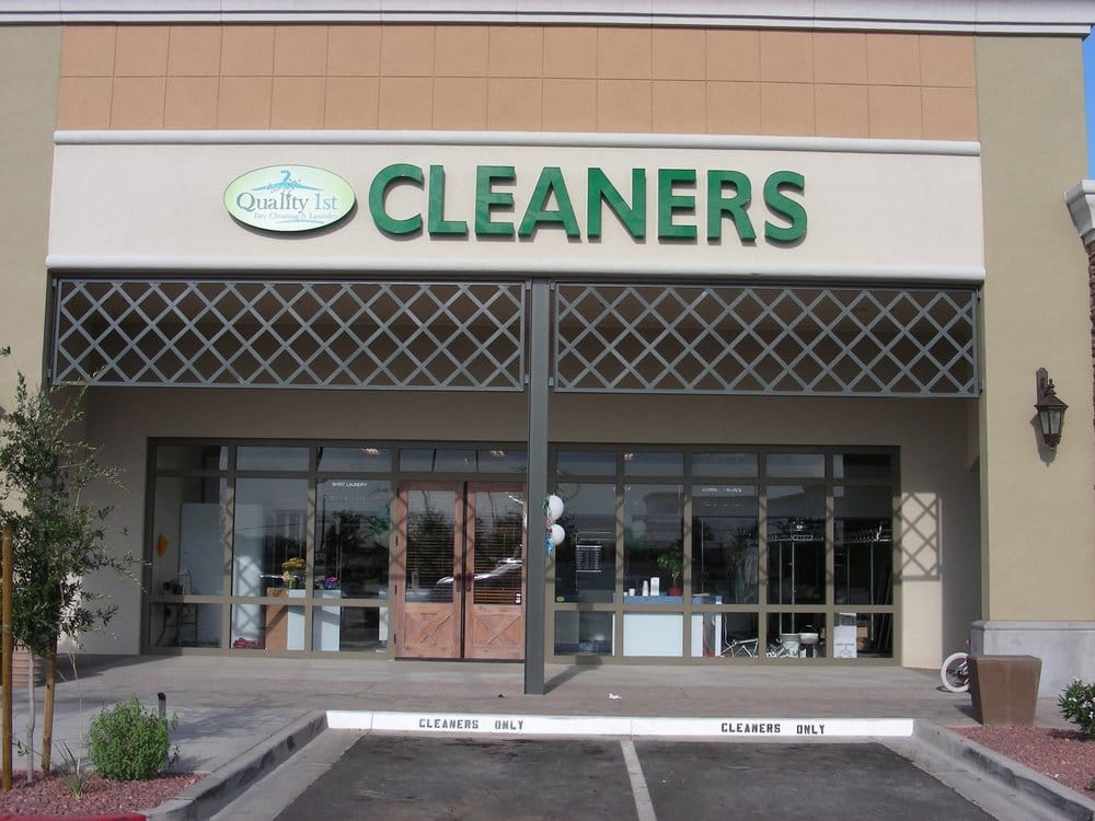 Quality 1st Dry Cleaning & Laundry Service: 2876 N Pinal Ave, Casa Grande, AZ