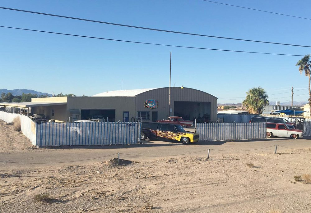 Crash! Customs: 3979 London Bridge Rd, Lake Havasu City, AZ