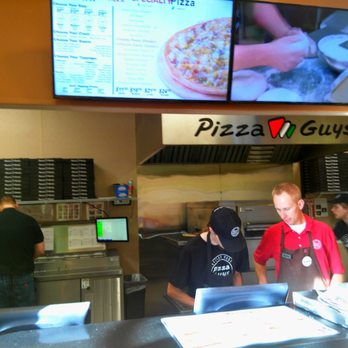 pizza guys petaluma