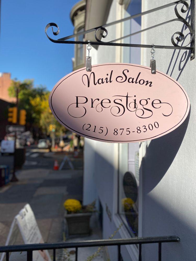 Prestige Nail Salon: 1633 Spruce St, Philadelphia, PA