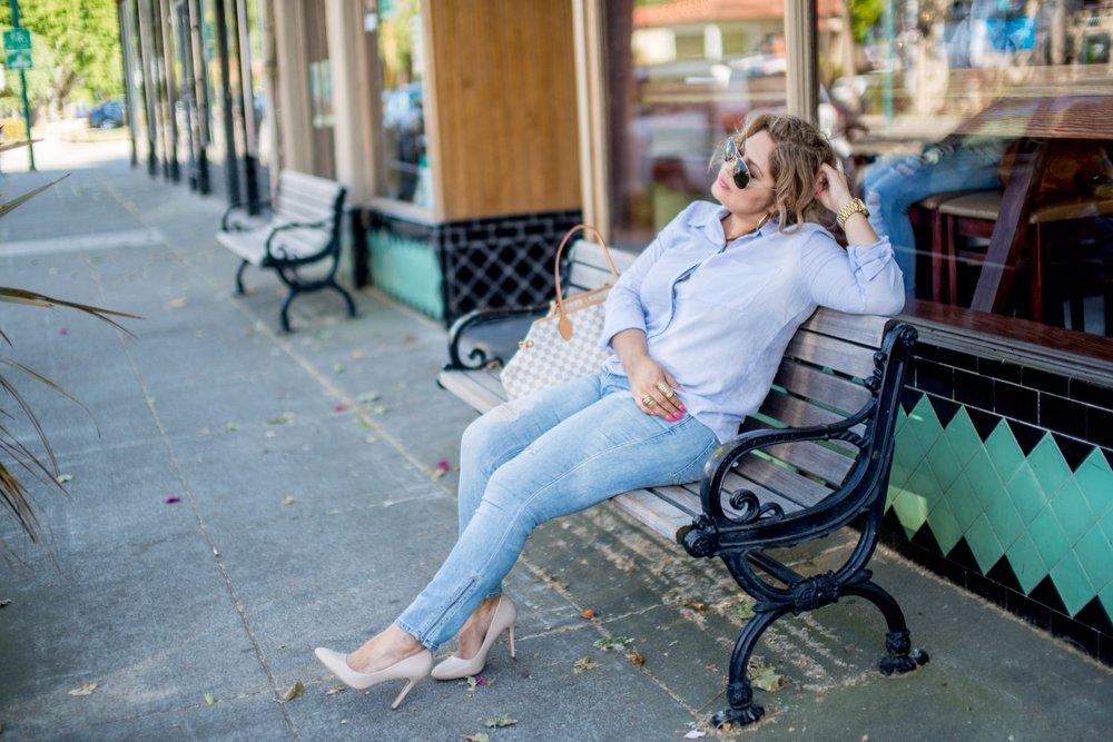 Lesley Ann FashionStylista: Oakland, CA