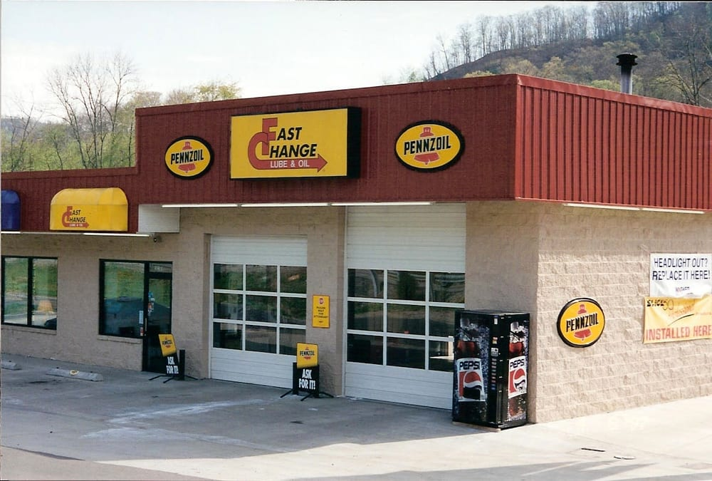 Fast Change Lube & Oil: 3841 N Mayo Trl, Pikeville, KY
