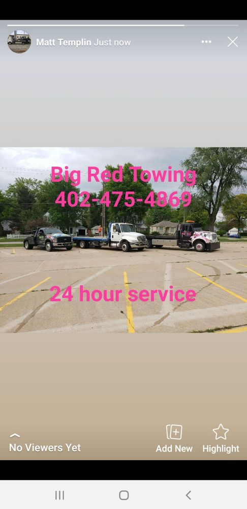 Big Red Towing: Lincoln, NE