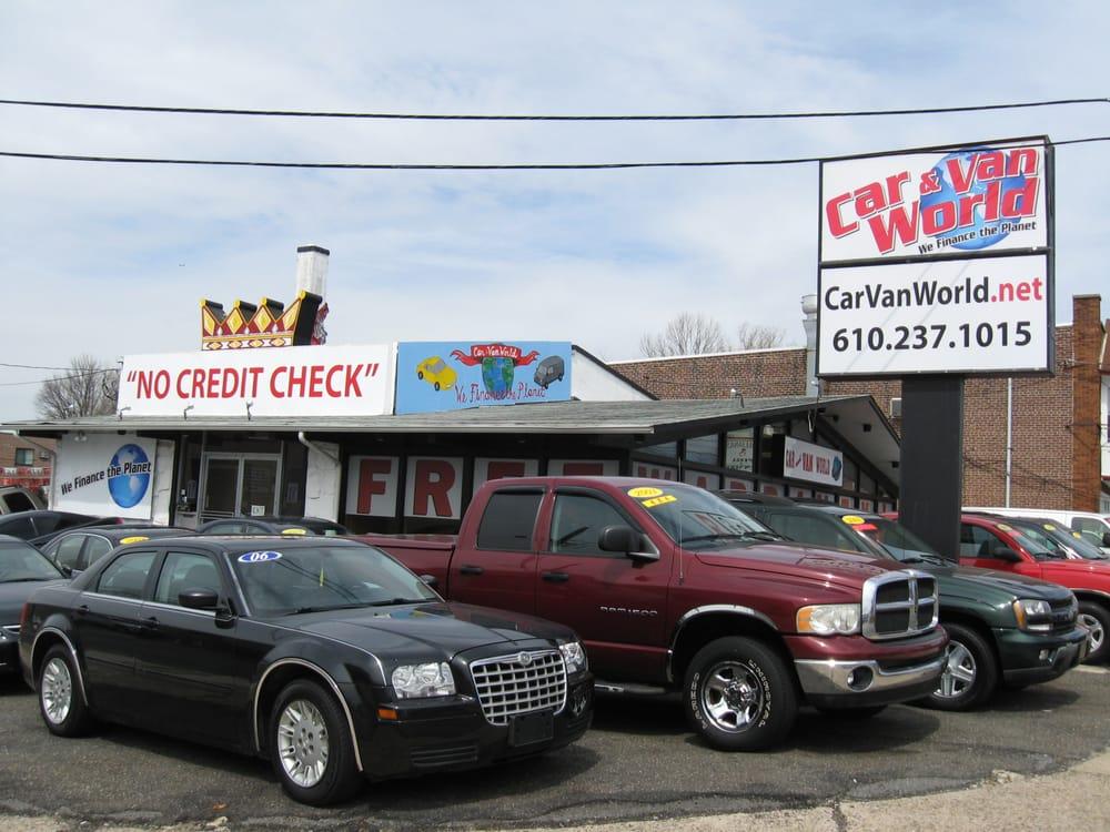 Car Van World 11 Photos Car Dealers 577 Chester