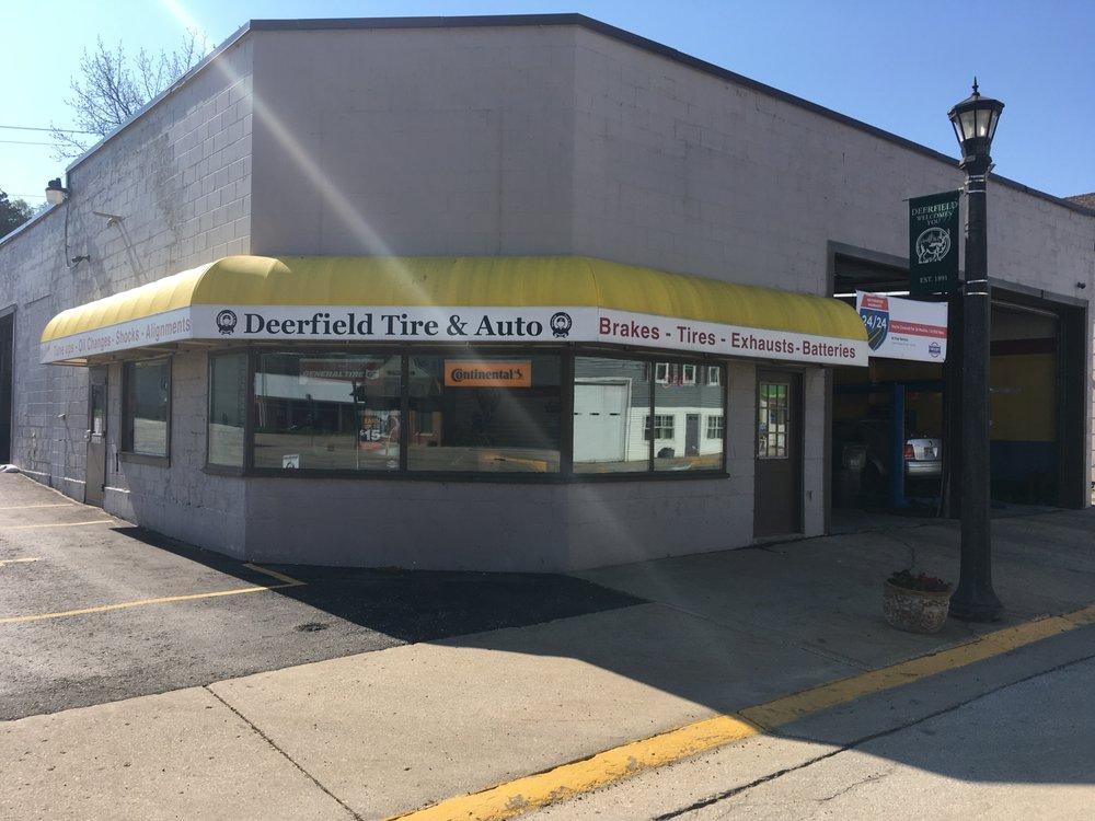 Deerfield Tire & Auto: 120 N Main St, Deerfield, WI