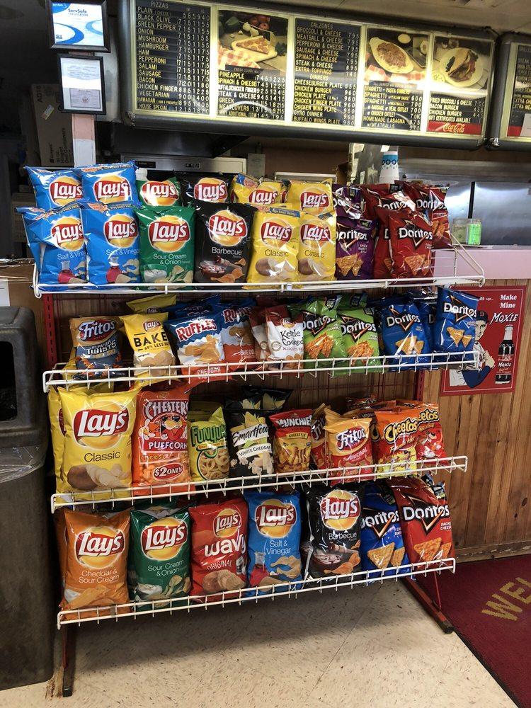 Millinocket House of Pizza: 782 Central St, Millinocket, ME