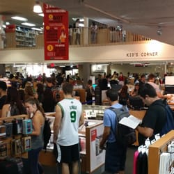 Photo of SDSU Bookstore - San Diego, CA, United States. Second day of