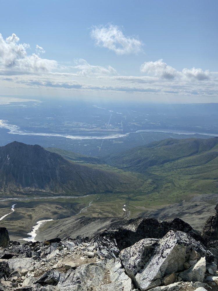 Matanuska Peak Trail: Smith Rd, Palmer, AK