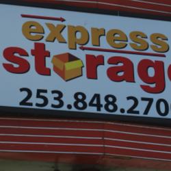 Charming Photo Of Express Storage   Puyallup, WA, United States ...