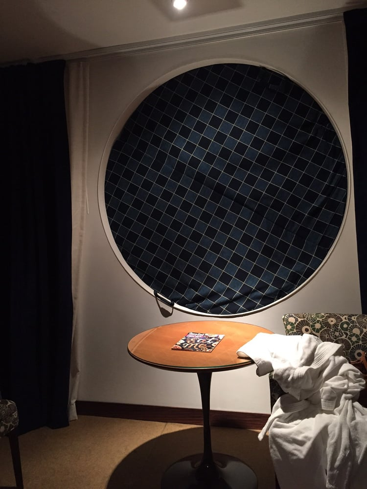 this is a large awkward mat like object that you are supposed to