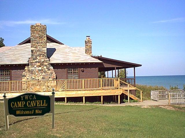 Camp Cavell: 3335 Lakeshore Rd, Lexington, MI