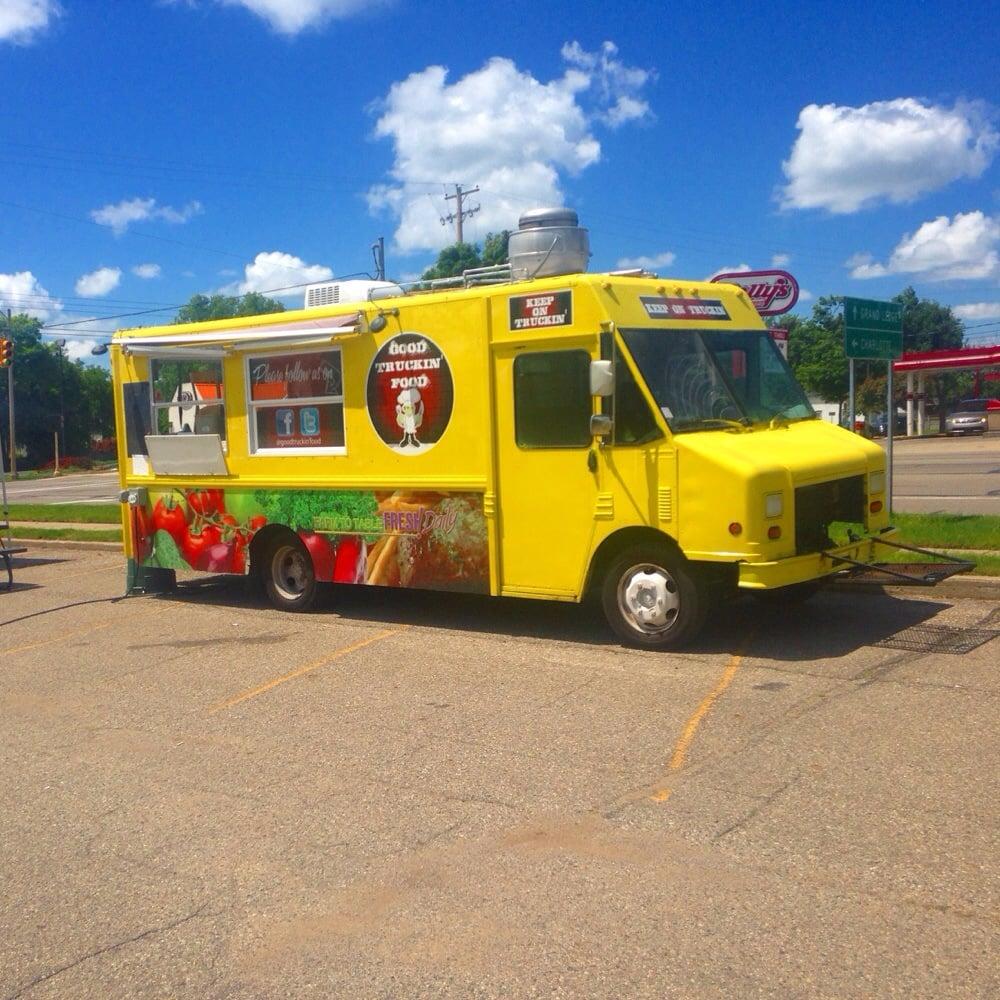 Lansing Mi Food Trucks