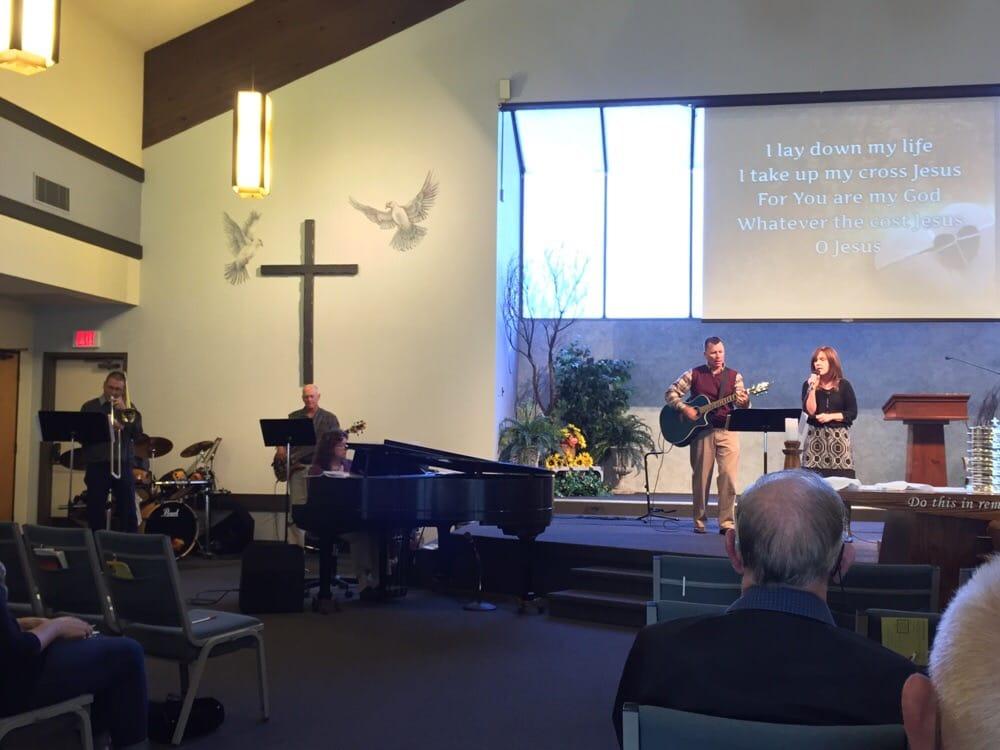 Kerman Covenant Church: 15495 W Whitesbridge Rd, Kerman, CA