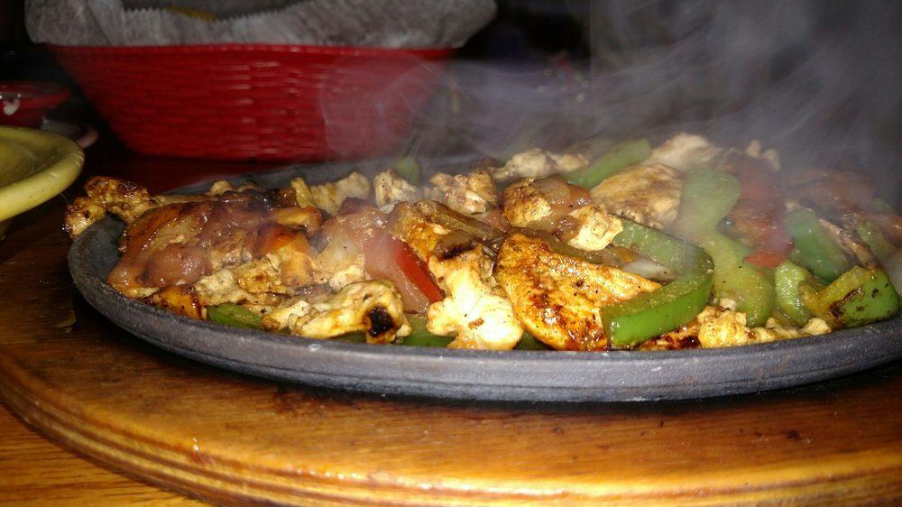 Food from Las Trancas