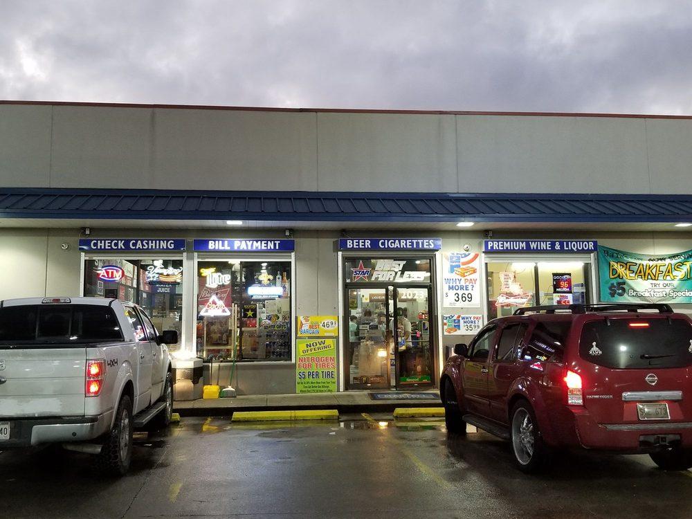 Star Fuel: 2025 Williams Blvd, Kenner, LA