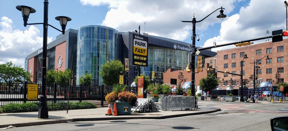 Social Spots from Prudential Center