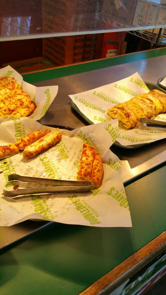 DoubleDave's Pizzaworks: 717 Hwy 71 West, Bastrop, TX