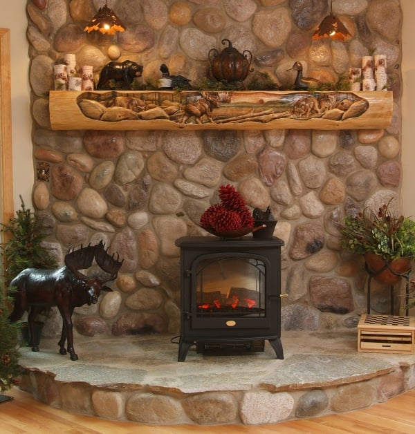 Exquisite Hand Carved Fireplace Mantels Yelp