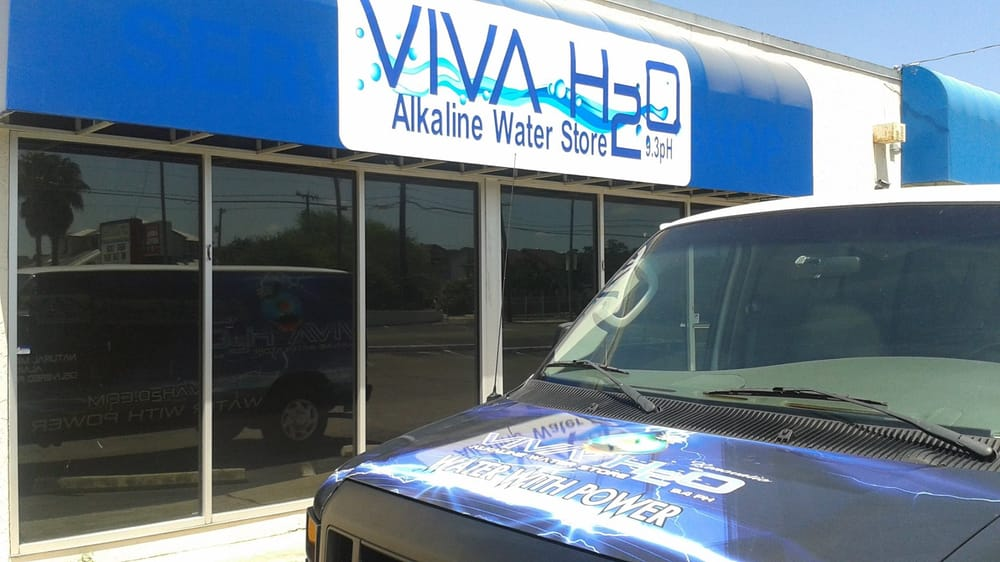 Viva H2o Alkaline Water Store Water Delivery San