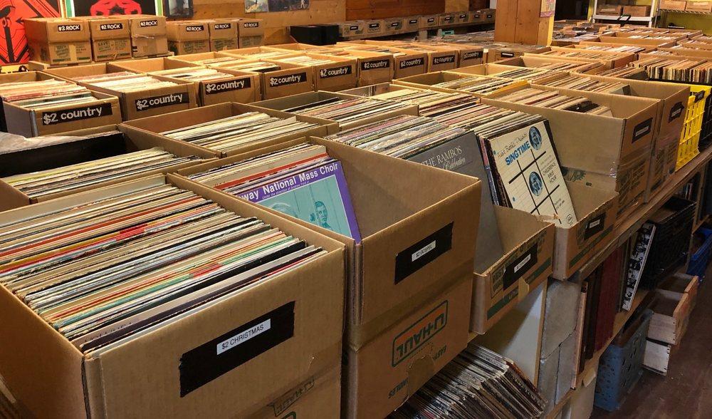 Gruff's Vinyl: 4657 S US 1, Rockledge, FL