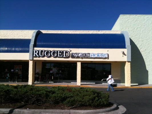 Rugged Wearhouse 3400 Westgate Dr Ste 13 B Durham, NC Clothing Retail    MapQuest