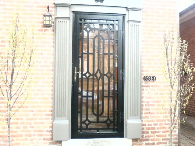 Iron Gate Security Doors Door Sales Installation 3941