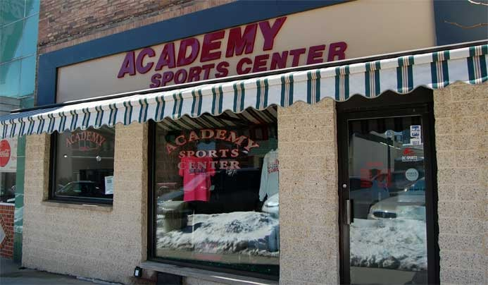 Academy Sports Center INC: 18 S Oak St, Mount Carmel, PA