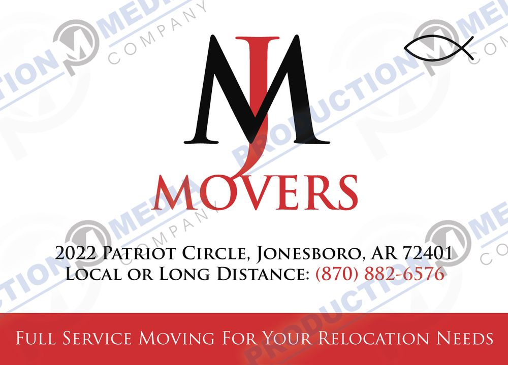 MJ Movers: Jonesboro, AR