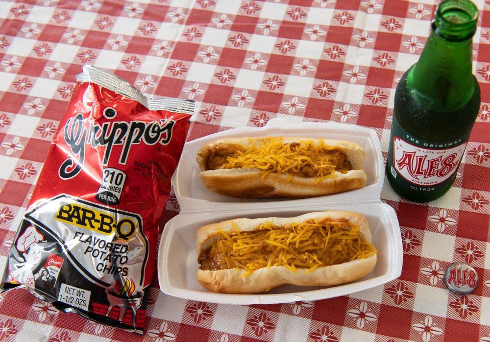 Mr Ed's Hot Dogs: 209 N Main St, Stanton, KY