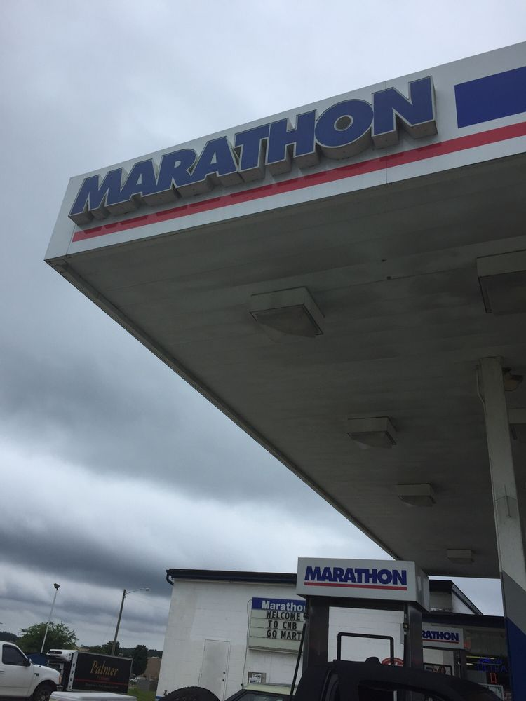Marathon Gas: 2360 Hillsboro Blvd, Manchester, TN