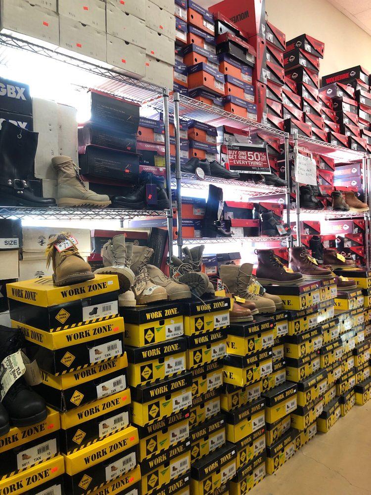 Mad Man Army Surplus & Hip Hop Shoe Shop