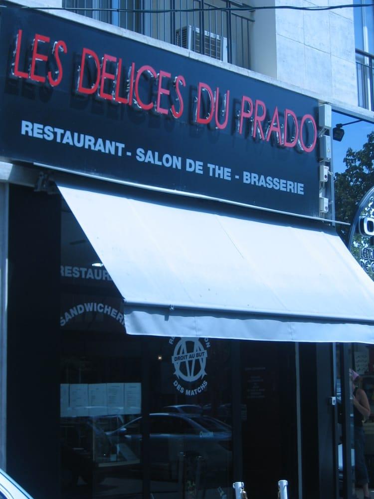 Les d lices du prado fast food 275 avenue prado le for Salon du fast food