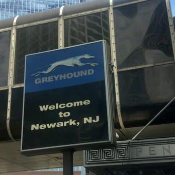 Newark penn station greyhound