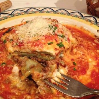 Photo Of Panino Restaurant Manas Va United States Bolognese Lasanga With House