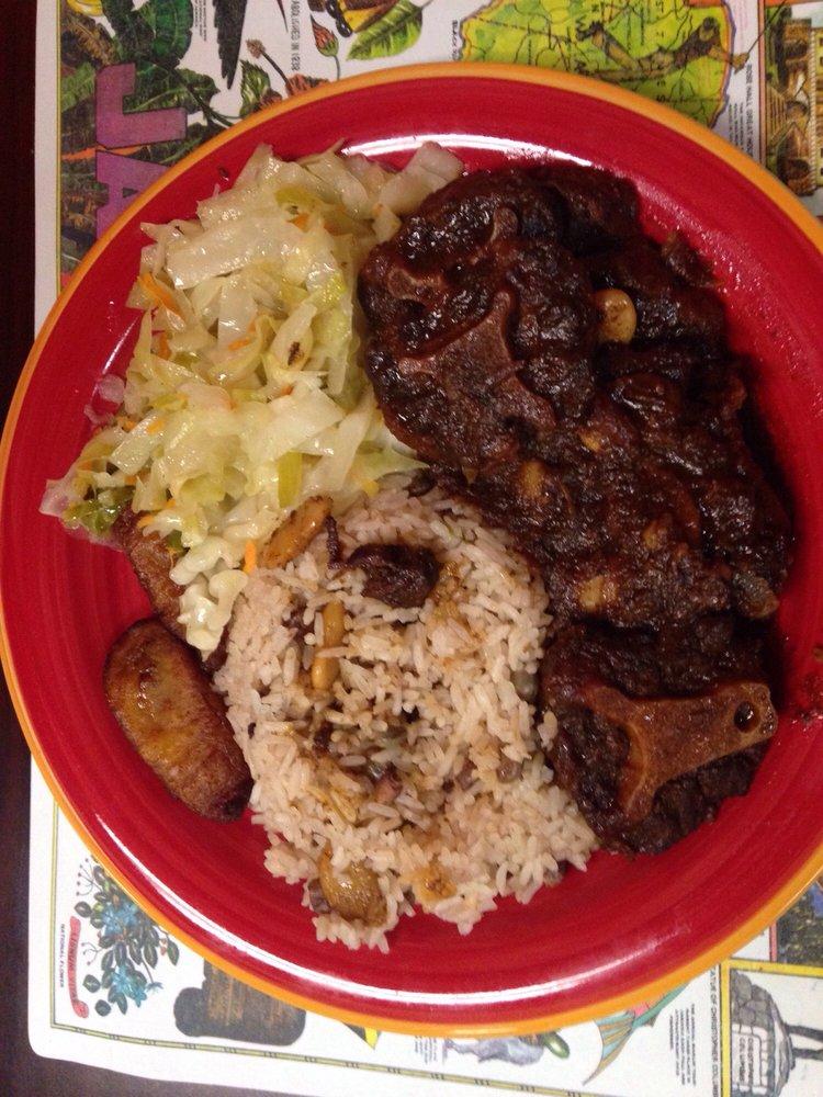 Mama J's Caribbean Restaurant: 2205 Decker Bvld, Columbia, SC