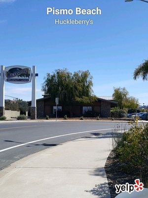 Huckleberrys 300 Five Cities Dr Pismo Beach Ca Subs Sandwiches