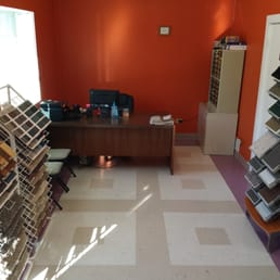 Good Photo Of Joseu0027s Floor Covering   Des Moines, IA, United States. Front Desk