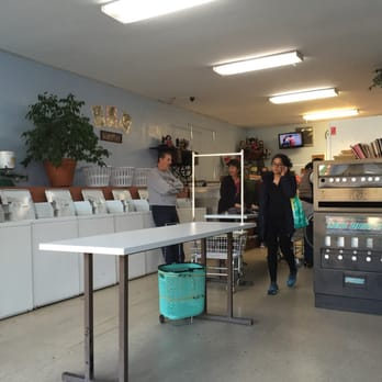 Photo Of The Laundromat   Albany, CA, United States. The Inside Of The