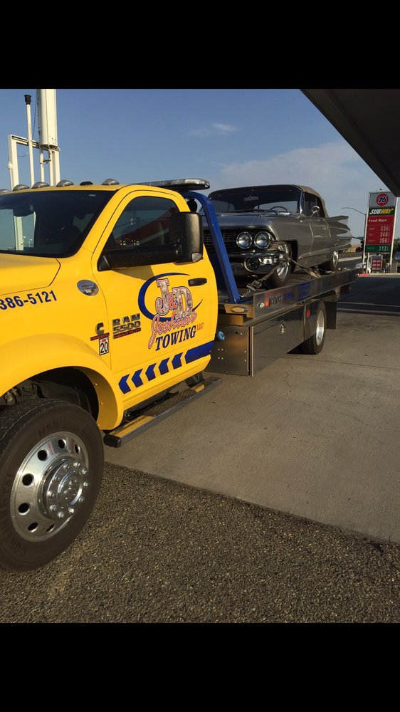 J & D Joshua's Towing: 1209 Milham Ave, Kettleman City, CA