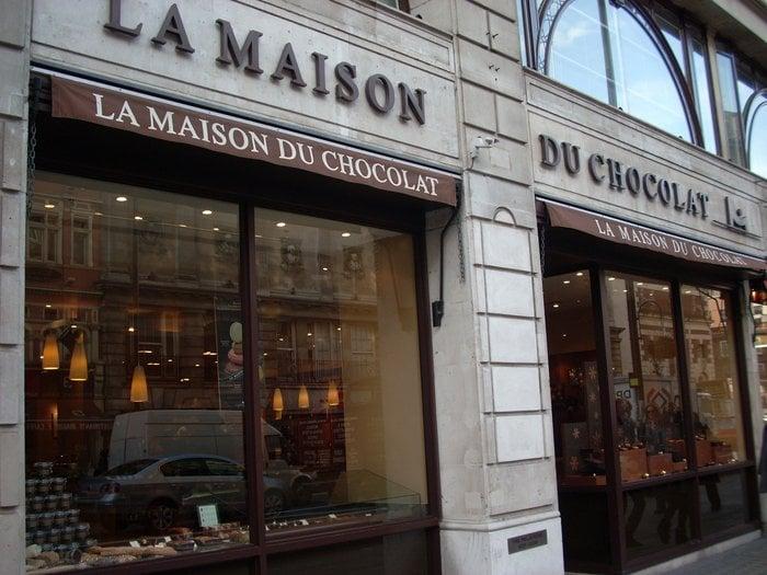 La maison du chocolat closed 23 reviews chocolate for Maison london