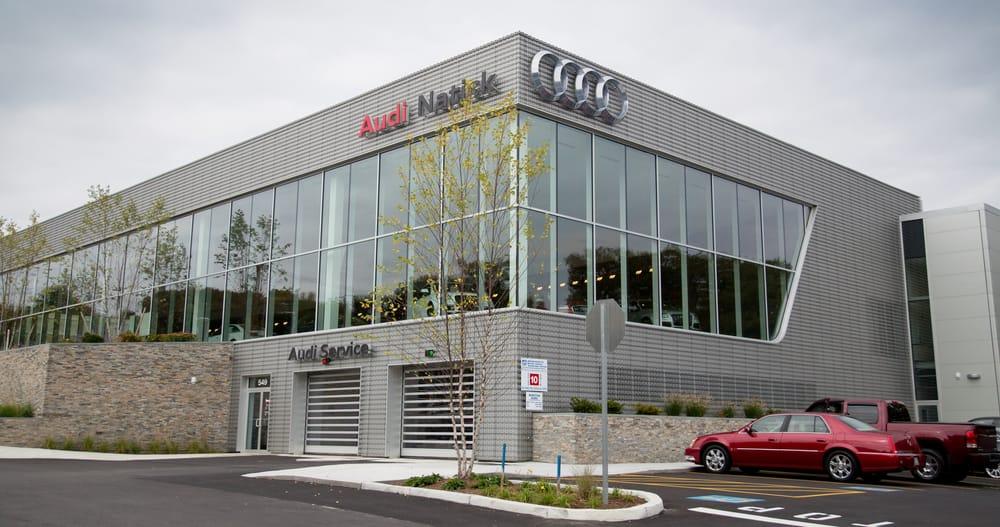 Audi Natick And Magna Elite Audi Dealer Yelp - Audi dealers in ma