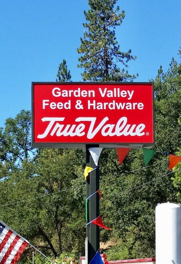 Garden Valley Feed and Hardware: 4702 Marshall Rd, Garden Valley, CA