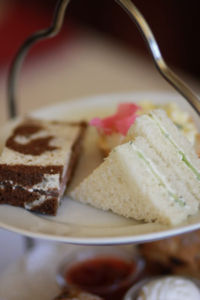 Camellia Tea Room: 828 1st St, Benicia, CA