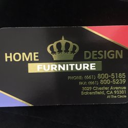Photo Of Home Design Furniture   Bakersfield, CA, United States