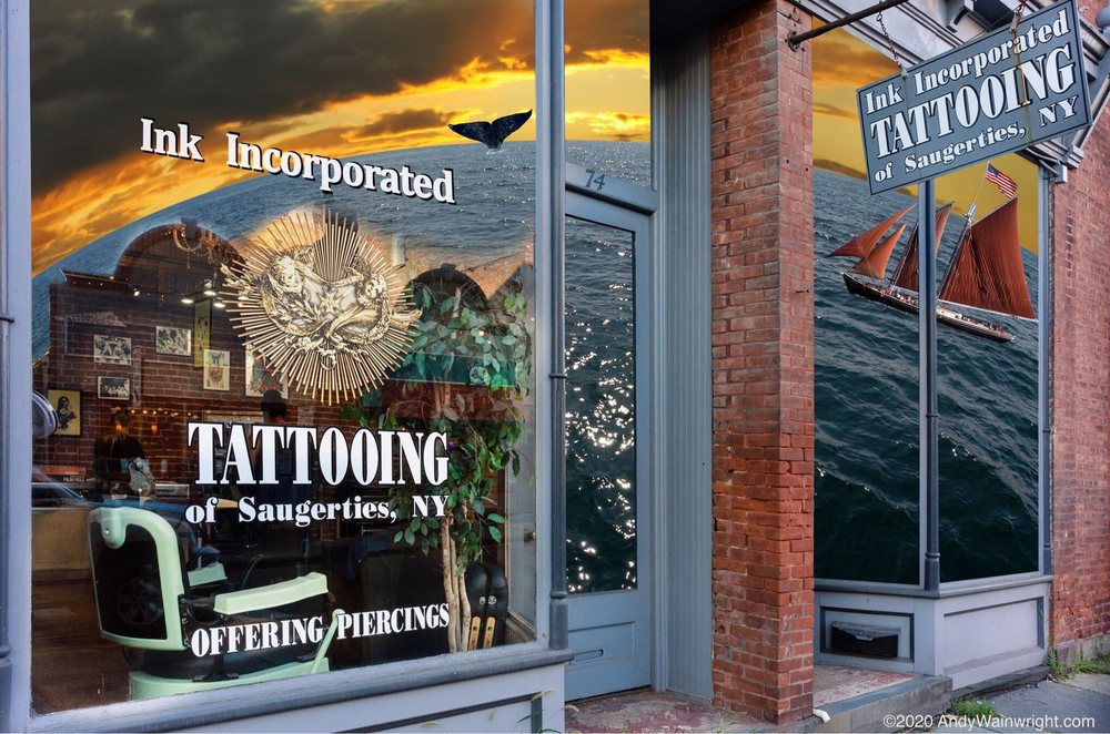 Ink Inc. Tattooing of Saugerties: 72 Partition St, Saugerties, NY