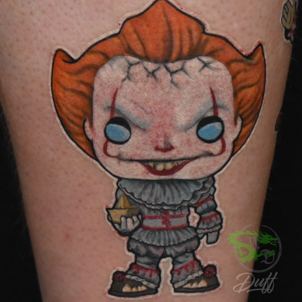 Wicked Dragon Tattoo & Piercing: 3926 Dixie Hwy, Erlanger, KY