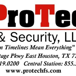 Protech Fire & Security - Security Systems - 15353 Vantage
