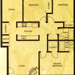 Waterford village 12 photos apartments 5201 western - 3 bedroom apartments knoxville tn ...