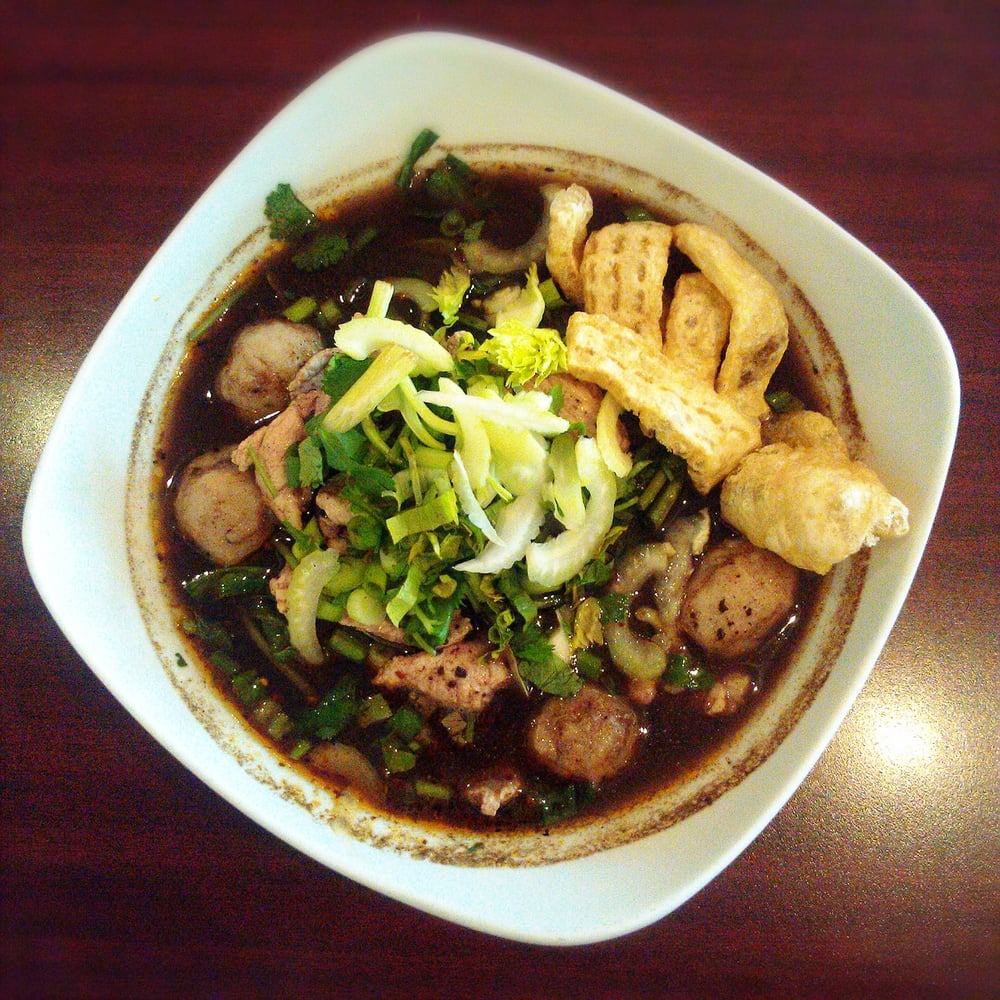 the boat noodle with pork yelp