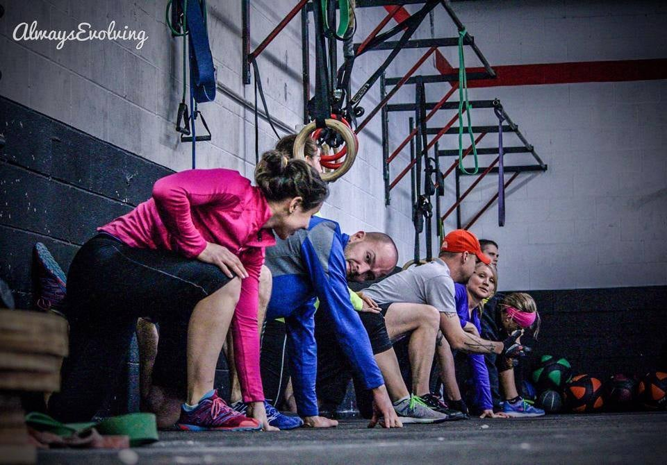 CrossFit Power Valley: 2440 SW Ferry St, Albany, OR
